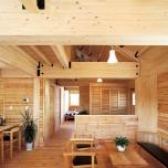 平屋建て住宅にロフトをプラスした遊び心あふれる大人の隠れ家