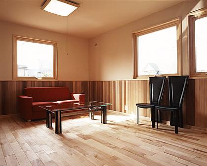 3階建て3層構造住宅で暮らしをデザインする家