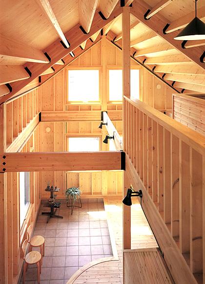 平屋建て住宅プラスロフトで悠々自適に暮らす家