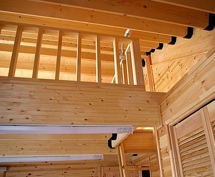 吹き抜けが家と家族を繋ぐ空間設計の家