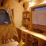 車庫ガレージや子供部屋が独創的な注文住宅の家