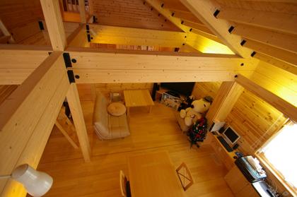 床面積を最大限に有効利用。シンプルな平屋建て住宅の間取り